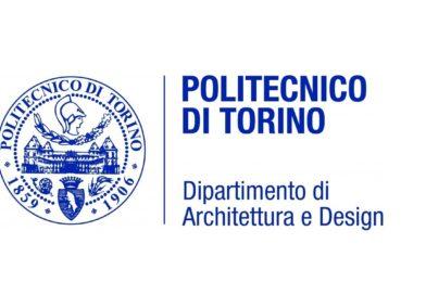 Politecnico di Torino – Dipartimento di Architettura e Design