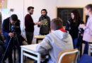 Le video interviste, costruire un set cinematografico a scuola